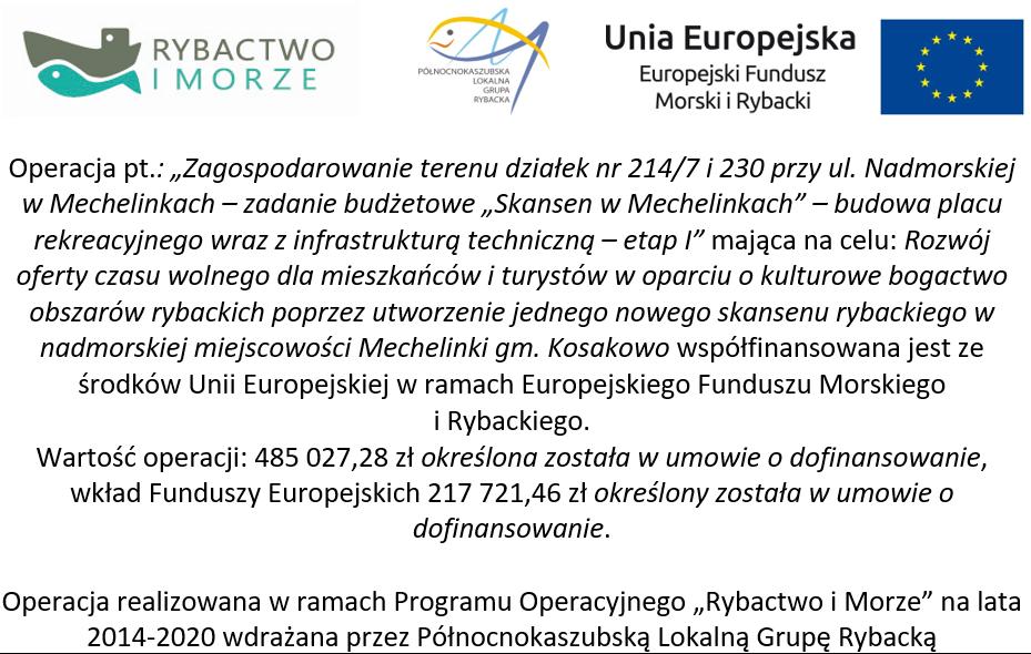 okienko z tablicą informacyjną UE